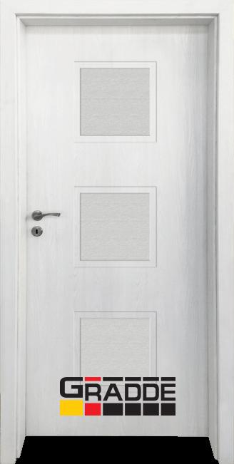 Интериорна врата Граде, модел Bergedorf, Сибирска Лиственица