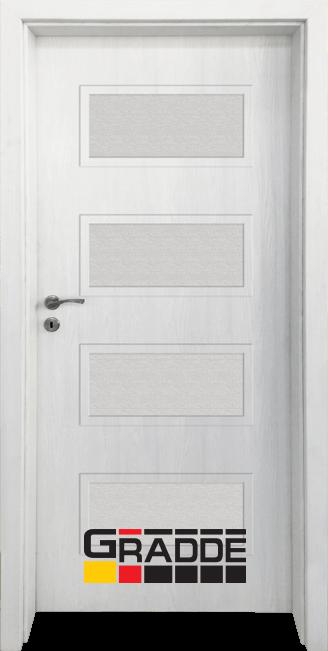 Интериорна врата Граде, модел Blomendal, Сибирска Лиственица