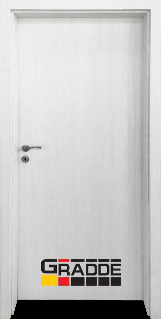 Интериорна врата Граде, модел Simpel, Сибирска Лиственица