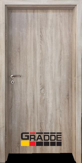 Интериорна врата Граде, модел Simpel, Дъб Вераде