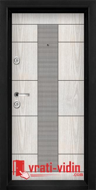Блиндирана входна врата модел T-901