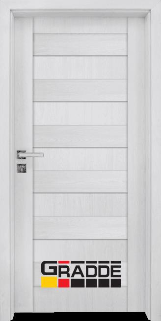 Интериорна врата Граде, модел Aaven Voll, Сибирска Лиственица